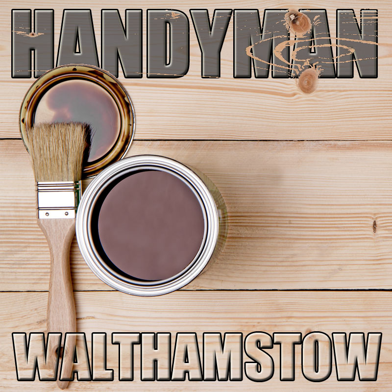 Handyman Walthamstow Wood and Varnish Logo