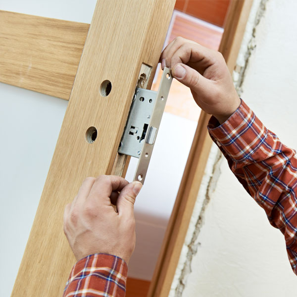 Fixing and Fitting Locks and Door Latches