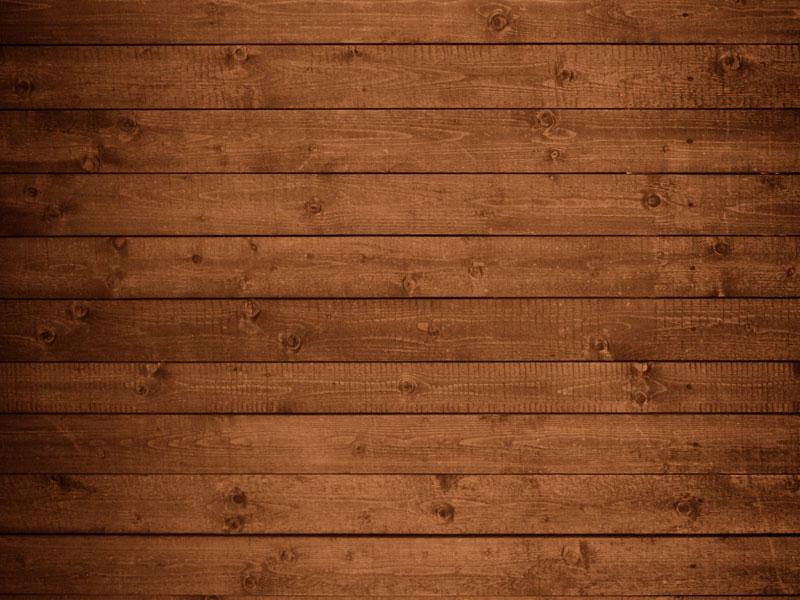 Dark Stained Wooden Floor