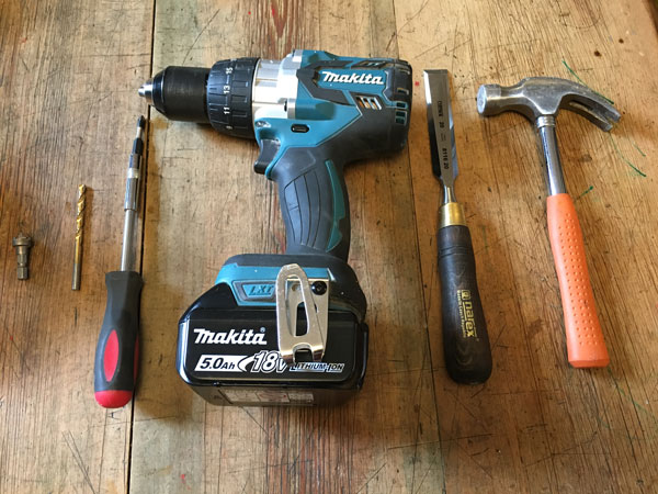 Tools Needed For The Job