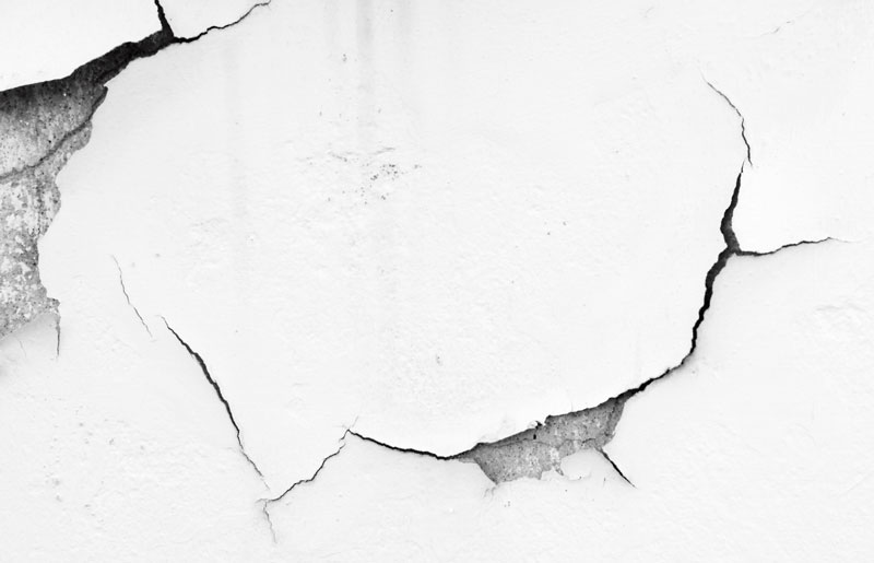 Cracked Paintwork