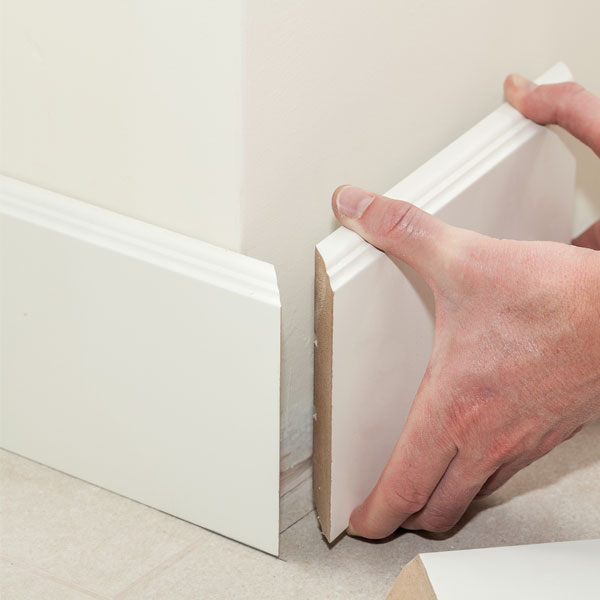 Repairing and Fitting Skirting Board