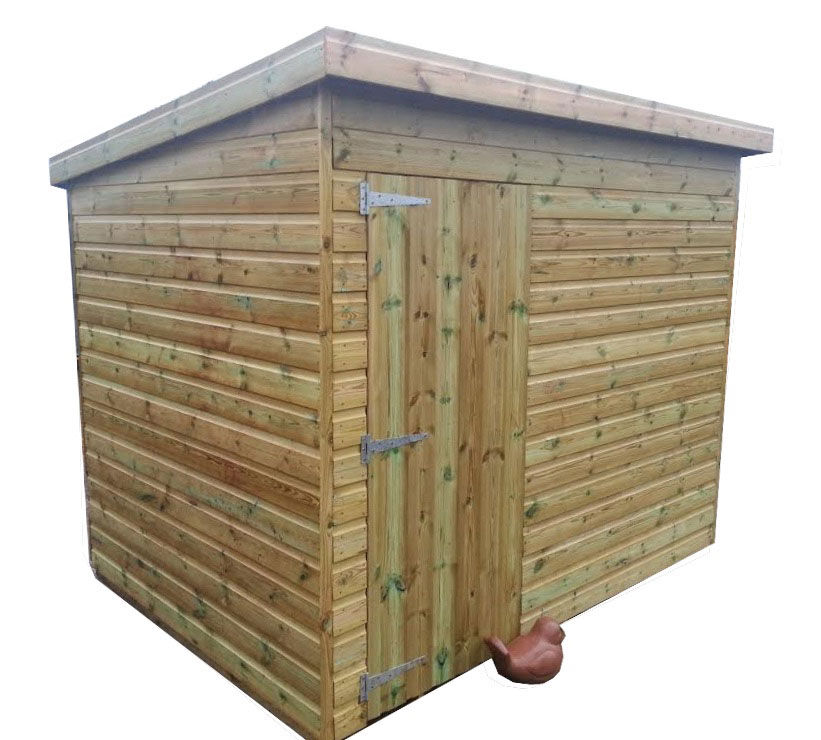 Sheds To Last Tongue and Groove Pent Shed